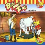 Bibi und Tina folge 01 das Fohlen Kinder CD