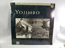 YOJIMBO - Criterion Collection Laserdisc LD 1961 Akira Kurosawa, Toshiro Mifune
