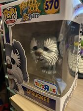 Funko Pop! Fraggle Rock Sprocket Television #570 Toys R Us Exclusive