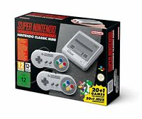 NEW! Nintendo Classic Mini SNES Super Nintendo Entertainment System
