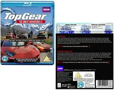 TOP GEAR UK 2011-2012 - INDIA + ITALY Great Adventures 5 SPECIALS NEW BLU-RAY UK