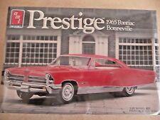 AMT/ ERTL PRESTIGE 1965 Pontiac Bonneville 1:25 SCALE MODEL KIT 6503 SEALED