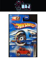 Hot Wheels Volkswagen Baja Bug No 99- 4/5 Sealed  (Aussie Seller)