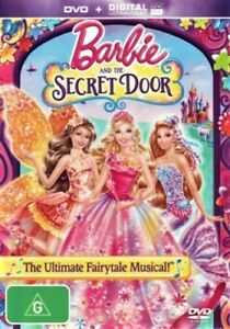 Barbie And The Secret Door (DVD, 2014, R2,4,5) - Used Good condition