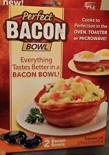 Perfect Bacon Bowl - As Seen On TV - NEW