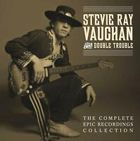 Stevie Ray, And Double Trouble Vaughan - Complete Epic Recording Collection