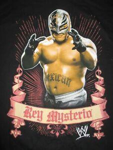 WWE World Wrestling Entertainment REY MYSTERIO (XL) T-Shirt