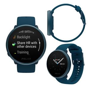 Polar Ignite 2 Storm Blue Smart GPS Running Swimming Cycling Multi Sports Watch