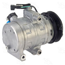 New Compressor And Clutch 98488 Four Seasons