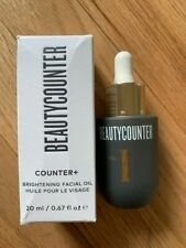 NEW PACKAGING Beautycounter Counter+ No 1 Brightening Facial Oil 0.67oz