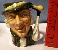 * Royal Doulton Character Jug - Regency Beau - Small Size w 4 lines of nbrs *