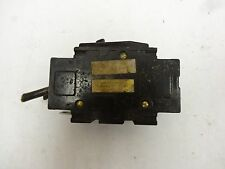 "2 Pole Circuit Breaker 120/240VAC  ""USED"""