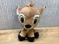 Disney Bambi Plush Branded Soft Toy Teddy Deer Collectable Small 5 Inch
