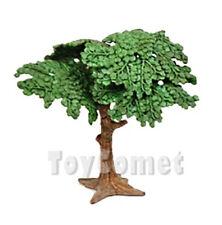 10cm Plastic Tree Model Diorama Prop Toy Dinosaur Animal Accessory