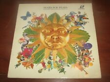 TEARS FOR FEARS - TEARS ROLL DOWN (GREATEST HITS 82-92)  083 750-1  LASER DISC