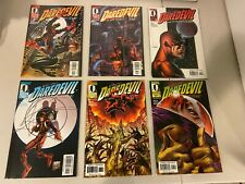 Daredevil #2 3 4 5 6 7 8 9 10 J. Scott Campbell Variant First appearance of Echo