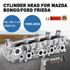 Nuevo Motor Culata Para Ford Ranger Mazda B2500 2.5TD-WL-12V Reino Unido