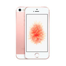 Teléfonos móviles libres Apple iPhone SE color oro rosa 2 GB