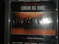 """LAURIE JOHNSON'S LONDON BIG BAND"" VOL 1. CDSIV 6144. DON LUSHER,KENNY BAKER,"