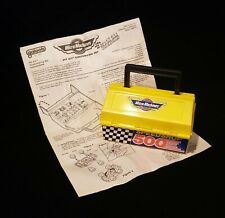 Micro Machines SpeedShop 500 W/ Instructions 1990 Galoob Almost Complete