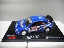 CITROEN XSARA WRC RALLY ROUERGUE 2006 LOEB ALTAYA IXO 1:43