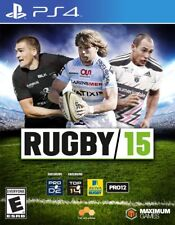 PS4 Rugby 15 (PlayStation 4) - Brand New/Factory Sealed