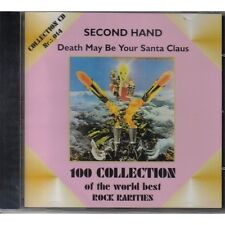 second hand - death my be your santa claus -  CD