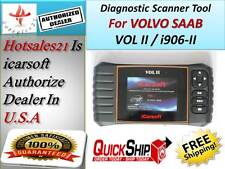 2016 VOLVO SAAB Car Diagnostic Scanner Tool SRS ABS ENGINE iCarsoft VOL II i906