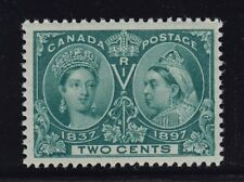 Canada Scott # 52 VF-XF mint never hinged nice color scv $ 93 ! see pic !