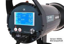 Blitzkopf SF-1000, Studioblitz 1000Ws mit digitalem Bedienteil