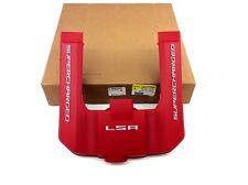 12-15 Chevrolet Camaro 6.2L V8 Red Engine Appearance Cover Supercharged LSA OEM