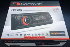 NAKAMICHI NA105 Car Stereo Radio CD/USB/AUX/Bluetooth Porsche BMW Mercedes NEW