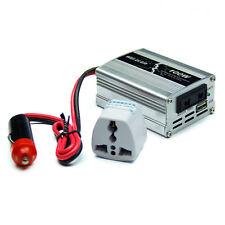 2016 100W Power Inverter Car DC 12V to AC 110V US Outlet 5V USB Port for Laptop