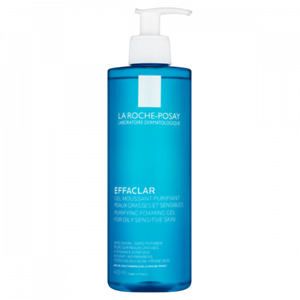 La Roche Posay Effaclar Cleansing Purifying Foaming Gel LARGE 400ml - UK Stock