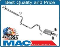 MADE IN USA Exhaust Resonator Pipe Muffler System for Buick Regal 3.8L 97-02