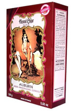 Henne Color Henna Auburn Powder 100gm PACK OF 6