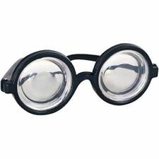 Doctor NERD Geek Specs School Disco Thick Lenses Glasses Kids Fancy Dress