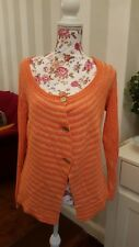 Biba Cardigan Strickjacke Gr. 2 ca. Gr. 40 orange