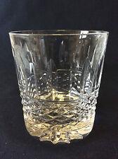 Verre en eau H ± 9,2 cm en Cristal moulé et taillé