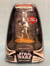 Star Wars Titanium Series Die-Cast Sandtrooper