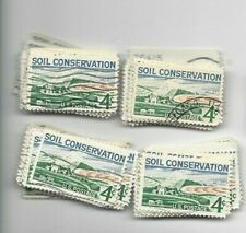 U.S. Stamps Scott 1133 .04 Cent Soil Conservation 100 used  7/30