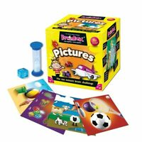 Brainbox - Pictures - Board Game Family Memory Fun Toys Game Kids