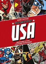 Comics et romans graphiques US Année 2018