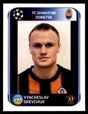Panini Champions League 2010-2011 Shevchuk FC Shakhtar Donetsk No. 503