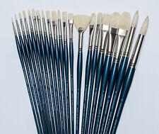 Grumbacher 21 Piece Oil Brush Set List $133 NOW $39 Free McDonalds Gift Card