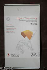 BRAND NEW IN BOX BUGABOO BEE/BEE3 RED CANVAS HOOD CANOPY!! NO LONGER MADE!!