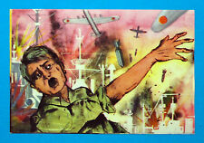 CRONISTORIA MONDIALE Folgore '65-Figurina-Sticker n.167-PEARL HARBOUR 1941-Rec