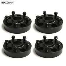 4x 30mm Bolts With Hubcentric Wheel Spacers for Porsche 911 968 928 944 | 5x130