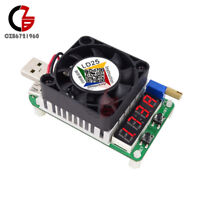 25W Electronic Load Resistor USB Interface Discharge Battery Tester DC4-25.0V