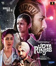 Udta Punjab (Hindi DVD) (2016) (English Subtitles) (Brand New Original DVD)